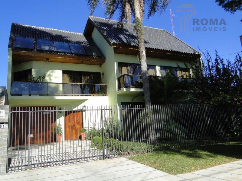 Casa residencial à venda, Água Verde, Curitiba.