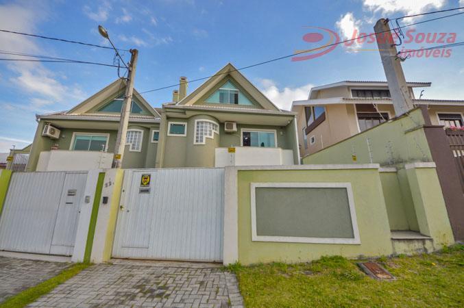 Sobrado residencial para venda e locação, Jardim das Américas, Curitiba - SO0609.