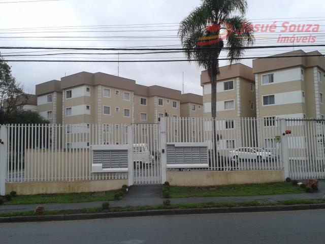 Apartamento residencial para locação, Uberaba, Curitiba - AP0668.