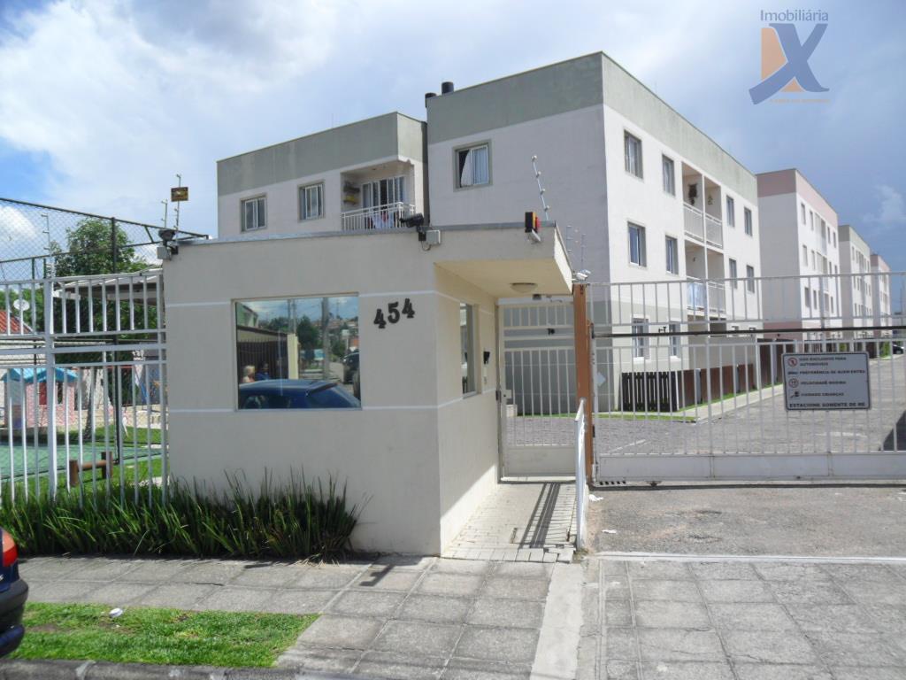 Apartamento residencial para locação, Sítio Cercado, Curitiba.