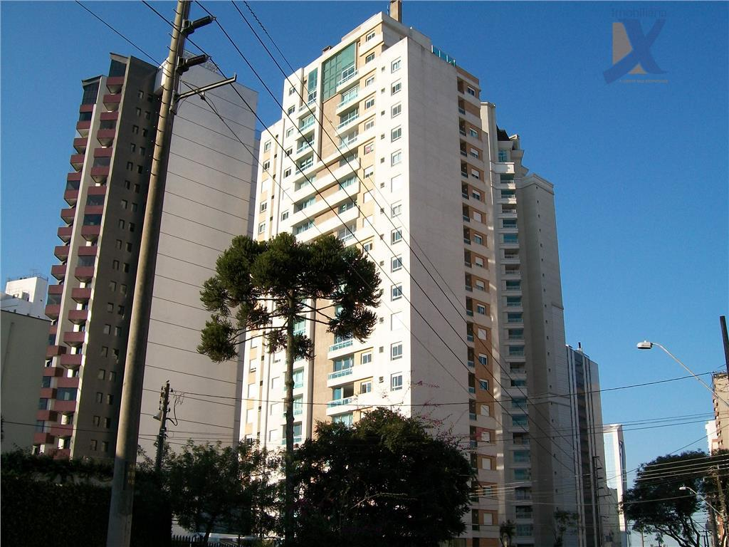 Apartamento residencial para venda, Água Verde, Curitiba.