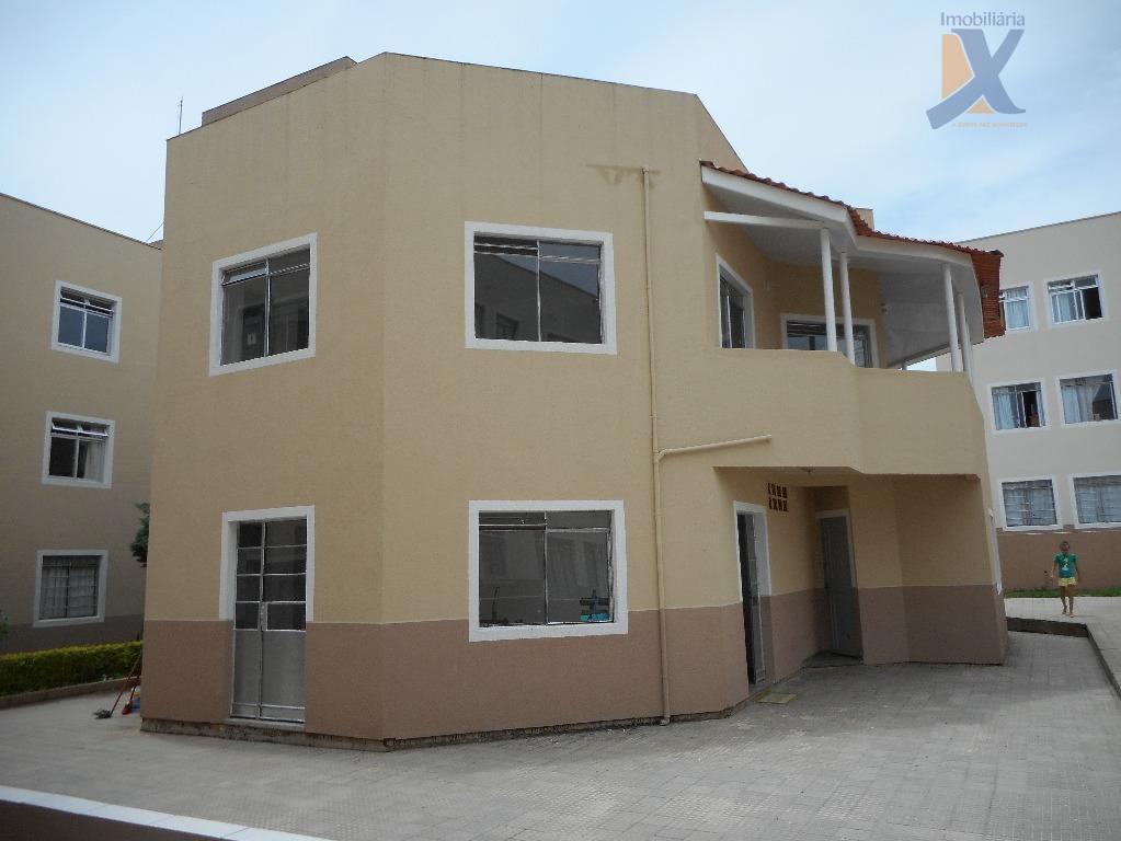 Apartamento residencial para locação, Campo Comprido, Curitiba.