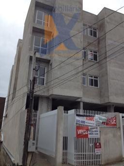 Apartamento residencial à venda, Afonso Pena, São José dos Pinhais - AP0250.
