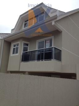 Sobrado  residencial à venda, Vista Alegre, Curitiba.