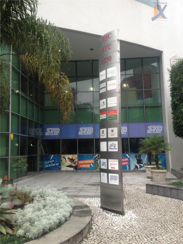 Box/Garagem comercial à venda, Batel, Curitiba.