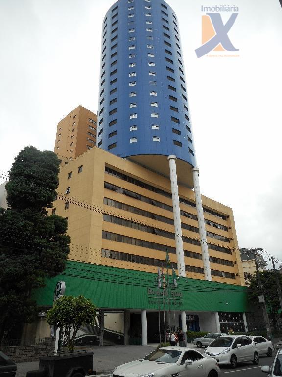 Conjunto comercial para alugar,  Batel, Curitiba.