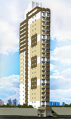 Studio residencial à venda, Centro, Curitiba - ST0003.