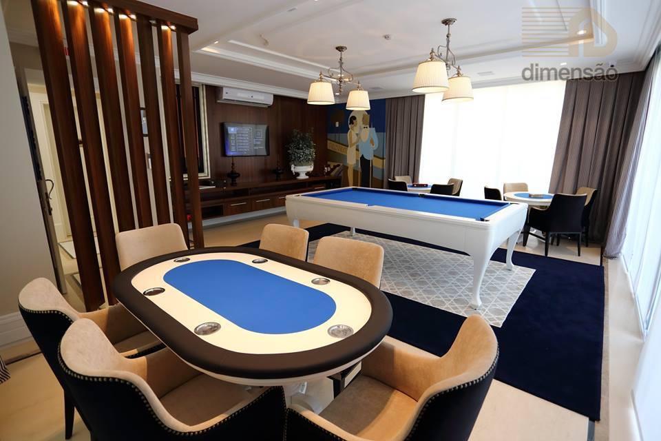 millennium palace residence - luxo no sul do brasil.apartamento- 4 suítes com hidromassagem (suíte principal com...