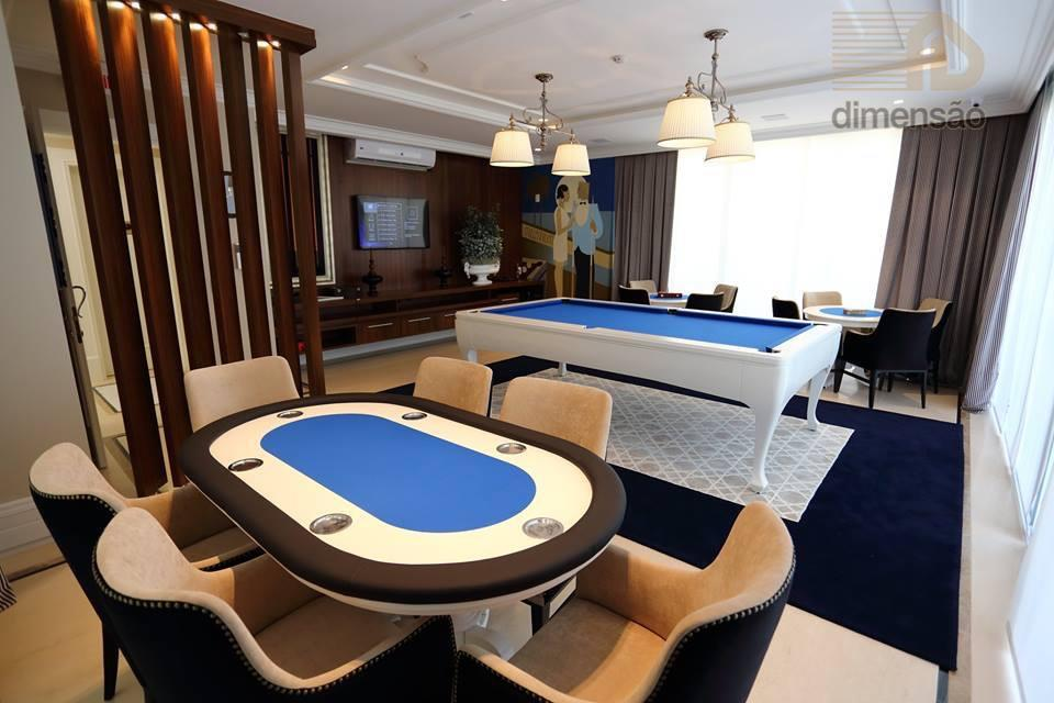 millennium palace residence -alto luxo no sul do brasil.apartamento- 4 suítes com hidromassagem (suíte principal com...