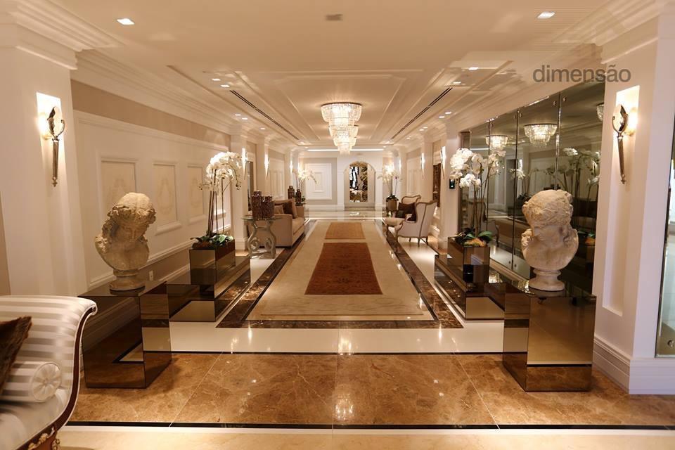 millennium palace residence - alto luxo apartamento finamente decorado- 4 suítes com hidromassagem (suíte principal com...