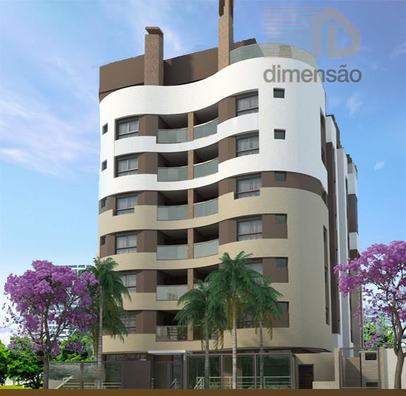Apartamento à venda, Centro Cívico, Curitiba.