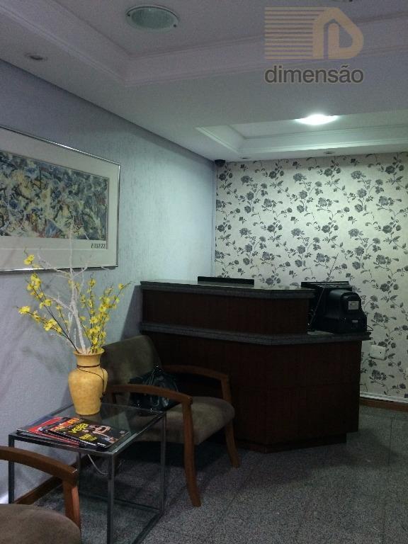 excelente apartamento com:2 dormitórios;banheiro social,corredor espaço para escritório;sala ampla para 2 ambientes;sacada com churrasqueira a carvão;cozinha;área...