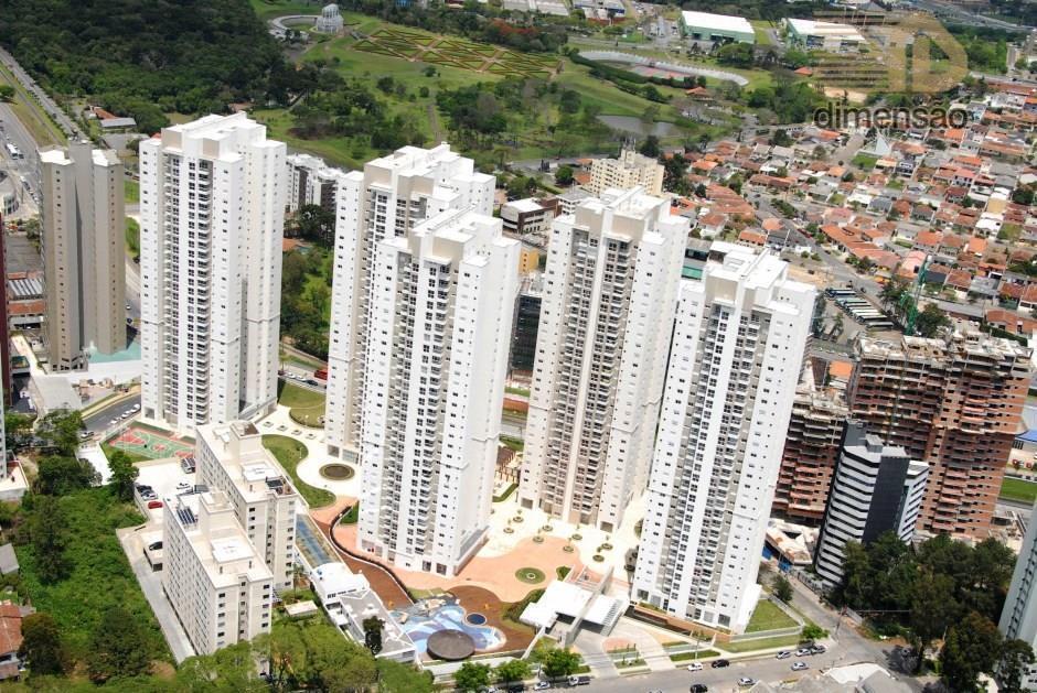 Apartamento à venda, 19º andar, ao lado do Jardim Botânico, Curitiba