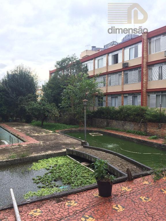 excelente terreno zr-4 , próximo ao castelinho do batel no bairro batel com 1.200m² , sendo:frente:...