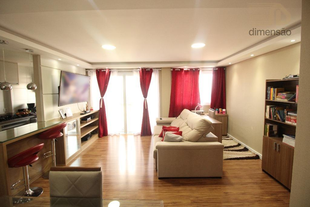 Apartamento residencial à venda, Cristo Rei, Curitiba