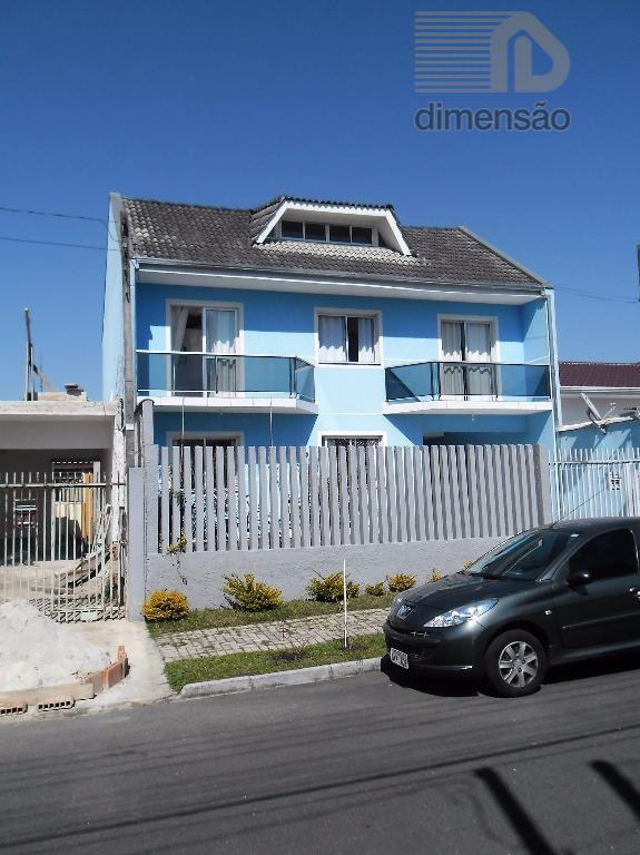 Sobrado com 04 Dormitórios à venda, Campo Comprido, Curitiba.