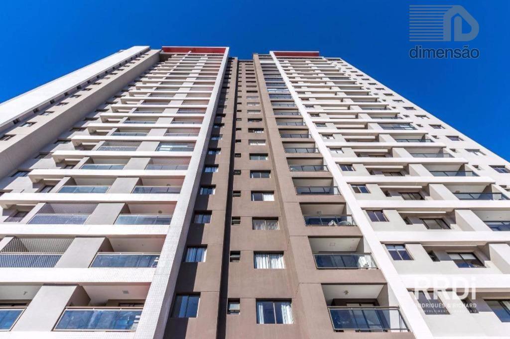Apartamento residencial à venda, Campina do Siqueira, Curitiba.