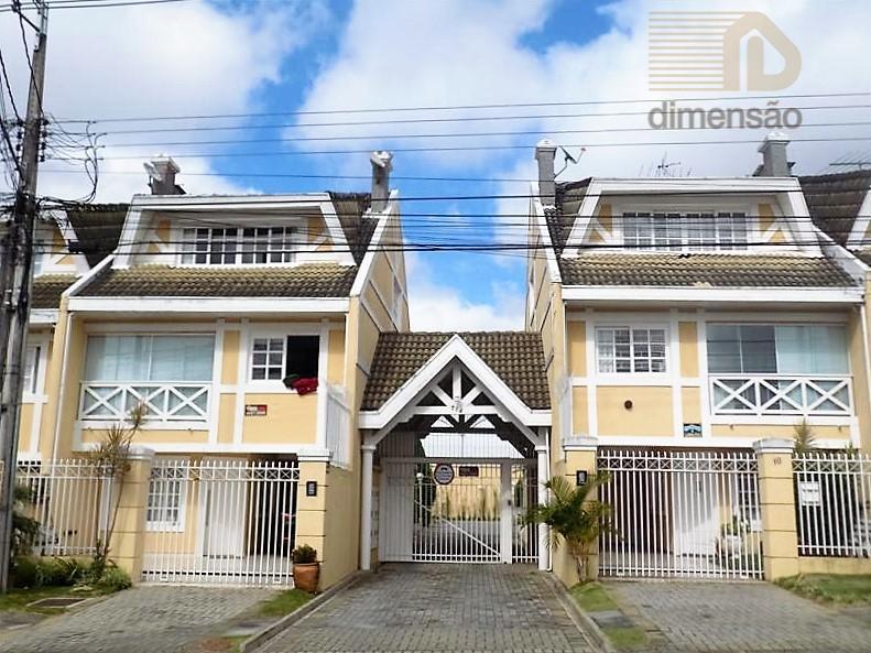 Sobrado em Condomínio Fechado com 03 Dormitórios à venda, Jardim das Américas, Curitiba.