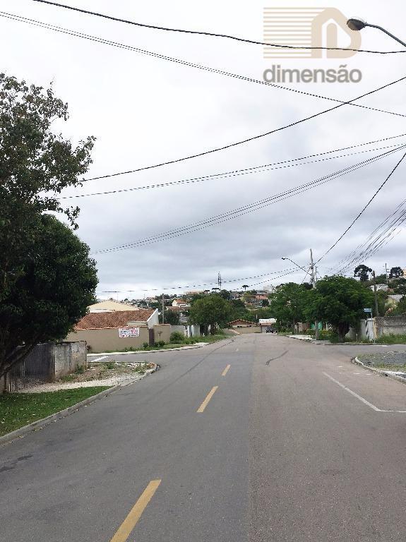 Ótimo terreno ZR-3 à venda, Jardim Atuba I, Pinhais.