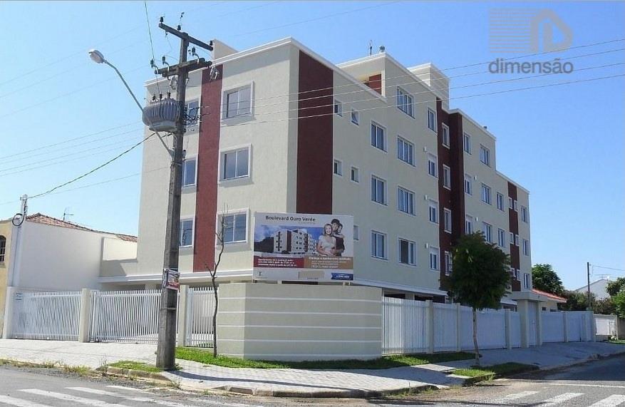 Apartamento residencial à venda, Ouro Verde, Campo Largo.