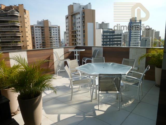 Cobertura residencial à venda, Água Verde, Curitiba.