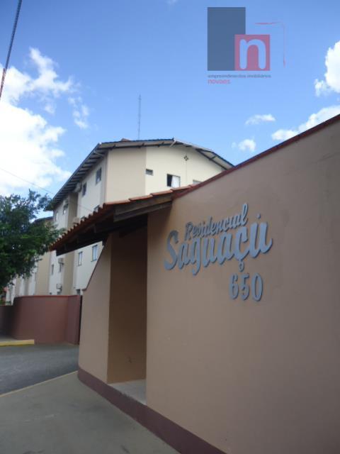 Apartamento residencial para locação, Saguaçu, Joinville.