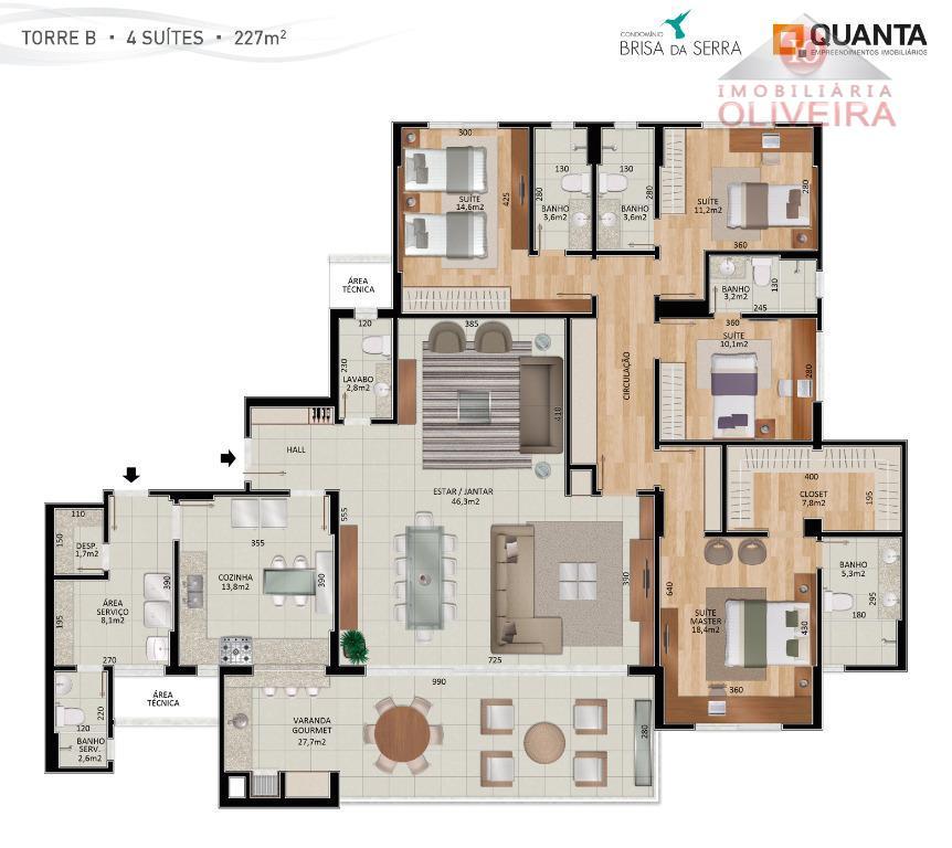 Brisas Condomínio Resort (Serra)