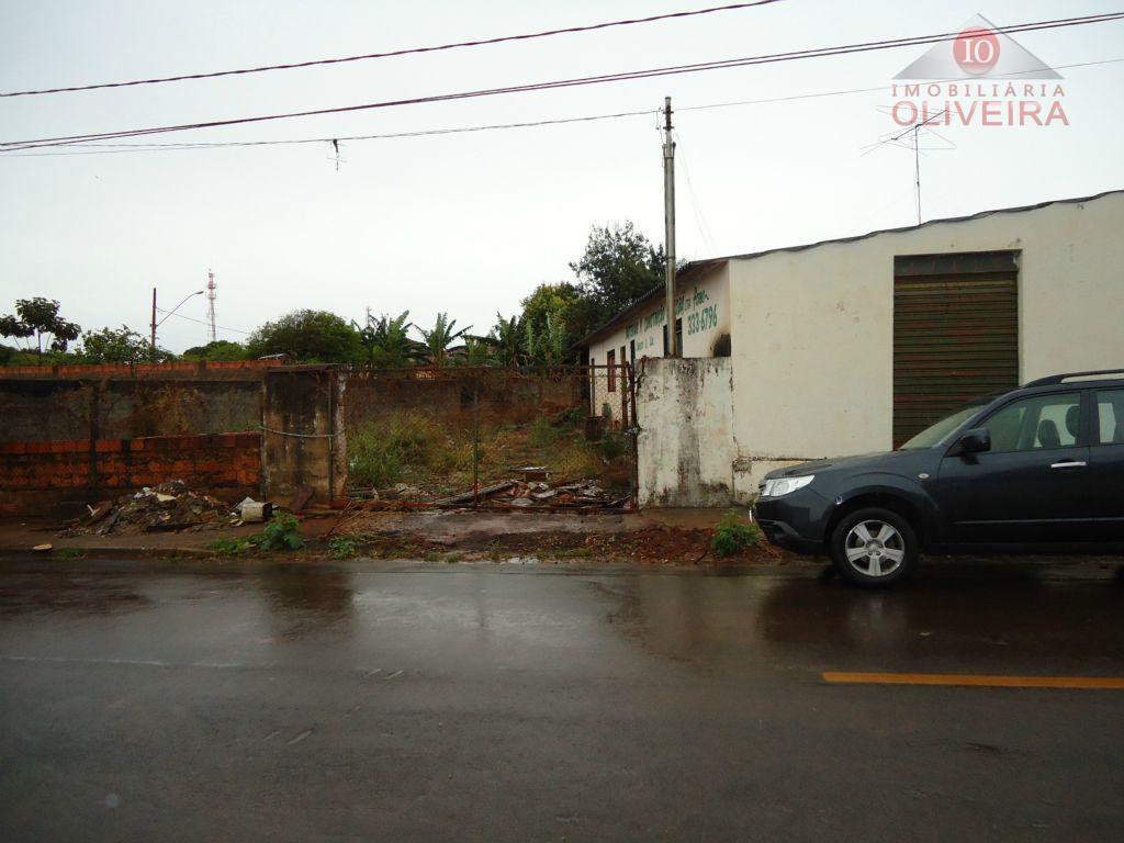 Terreno residencial à venda, Santa Marta, Uberaba.