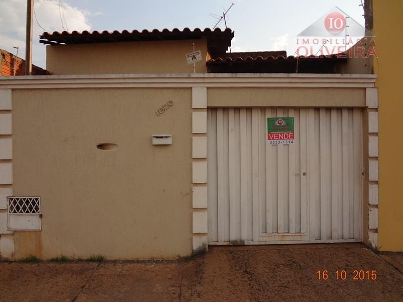 Casa residencial à venda, Amoroso Costa, Uberaba.