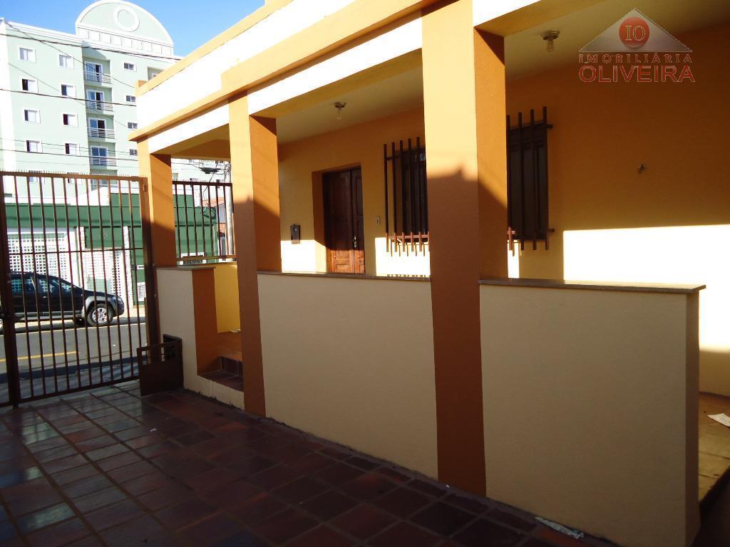 Casa comercial à venda, Centro, Uberaba.