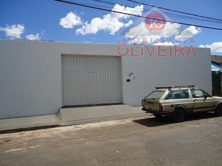 Casa  residencial para locação, Parque das Américas, Uberaba.