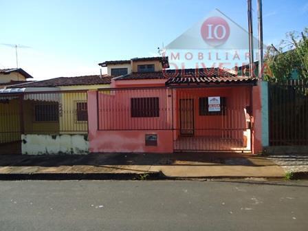 Casa residencial para venda e locação, Universitário, Uberaba.