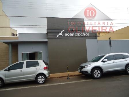 Hotel comercial à venda, São Benedito, Uberaba.