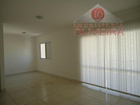 Apartamento  residencial para locação, Santa Maria, Uberaba.