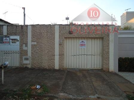 Casa residencial para locação, Santa Maria, Uberaba.