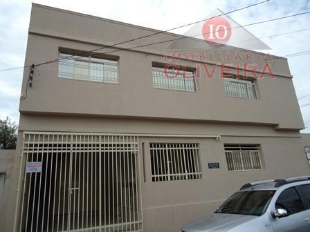 Casa residencial para locação, Bom Retiro, Uberaba.