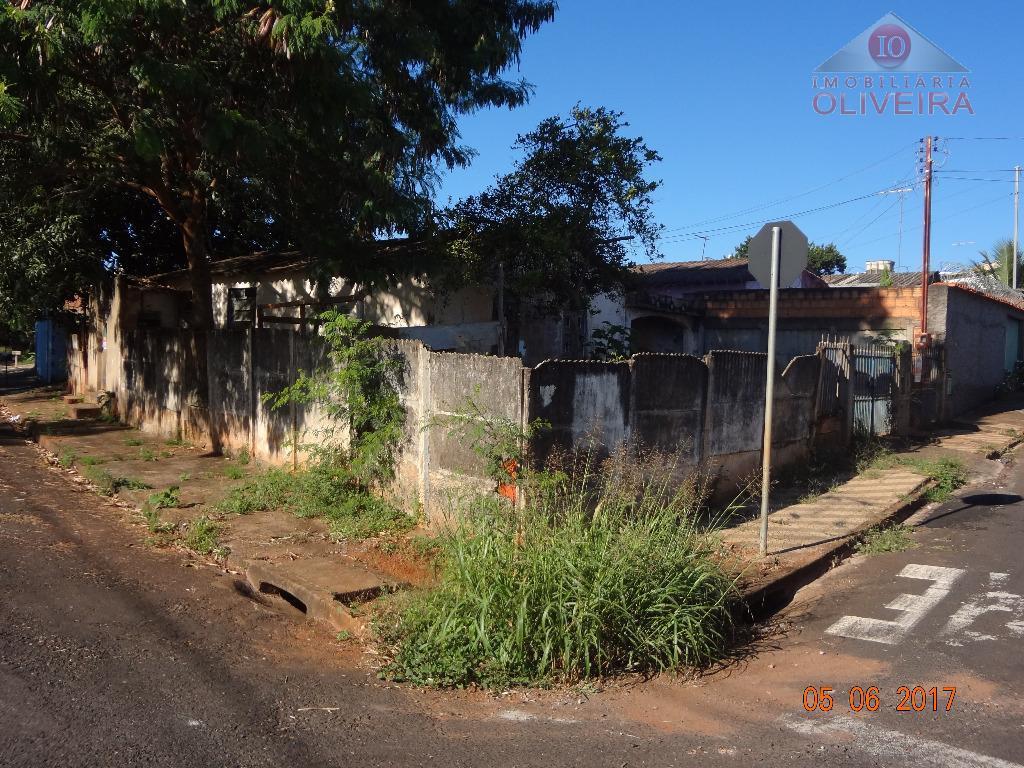 Casa residencial à venda, Conjunto Alfredo Freire, Uberaba.