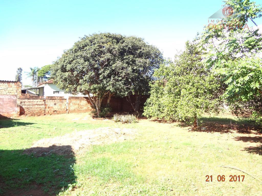 terreno medindo 12,5x50m, plano murado, 2 lotes quadra 1 e 17 totalizando 625m²