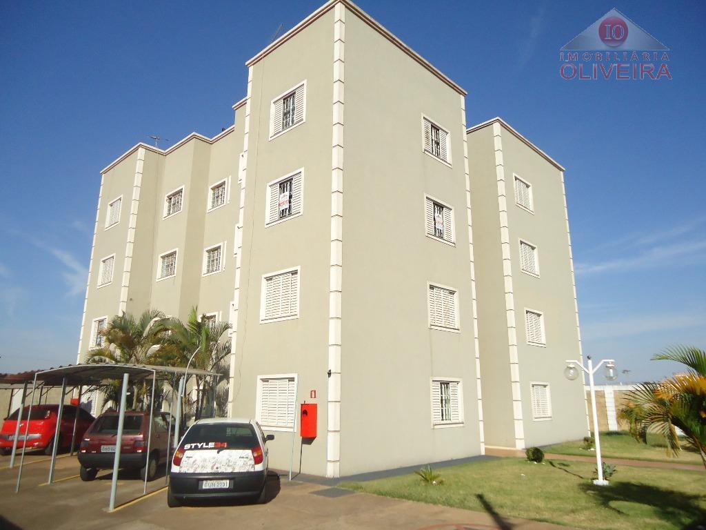 Apartamento residencial para venda e locação, Jardim Maracanã, Uberaba.