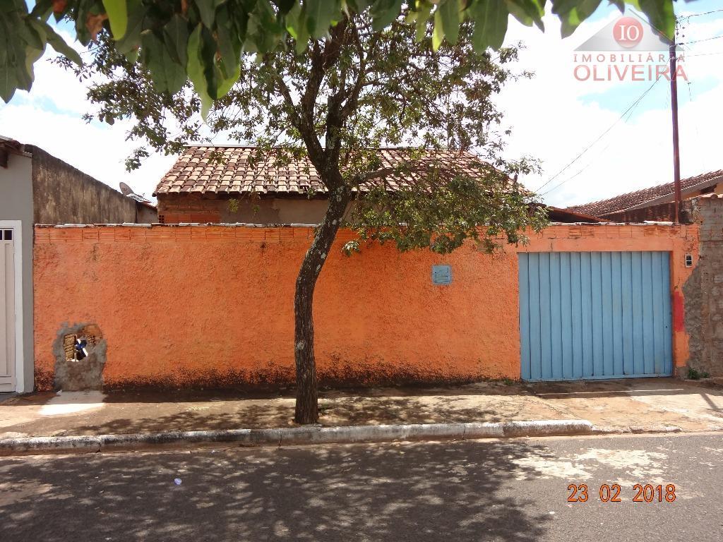 Casa residencial à venda, Conjunto Uberaba, Uberaba.