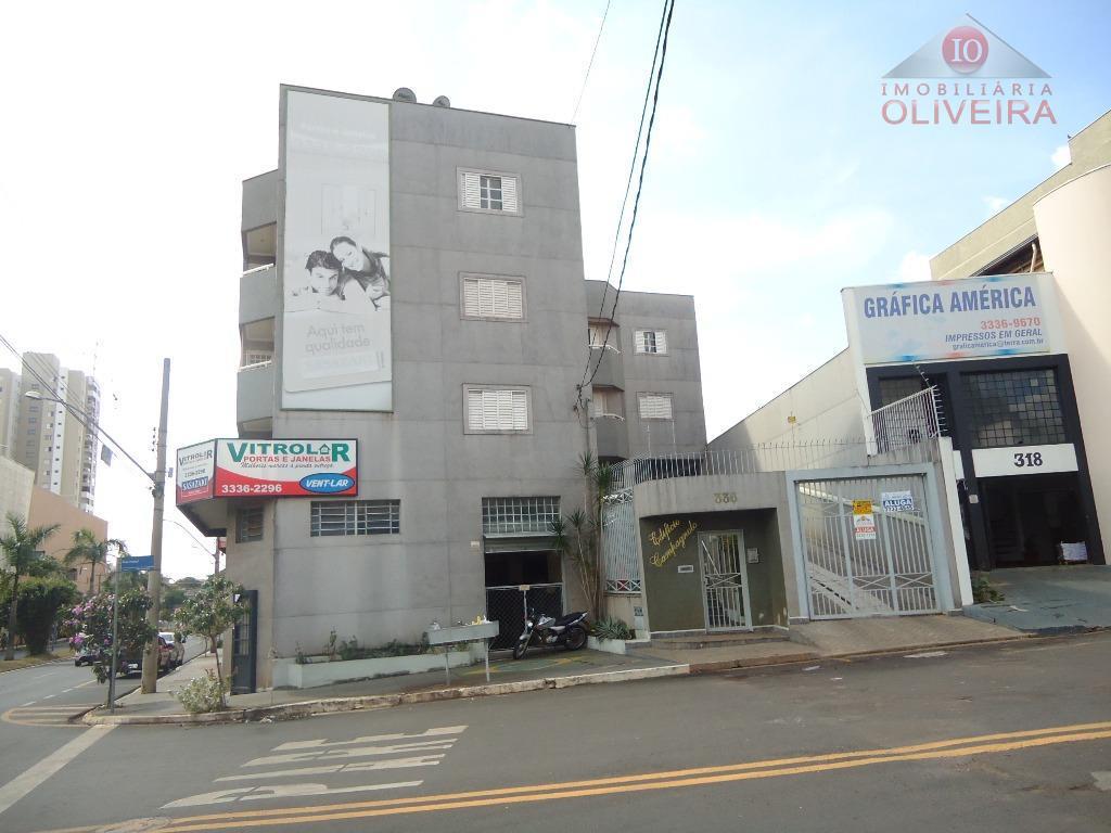 Apartamento residencial para locação, São Benedito, Uberaba.