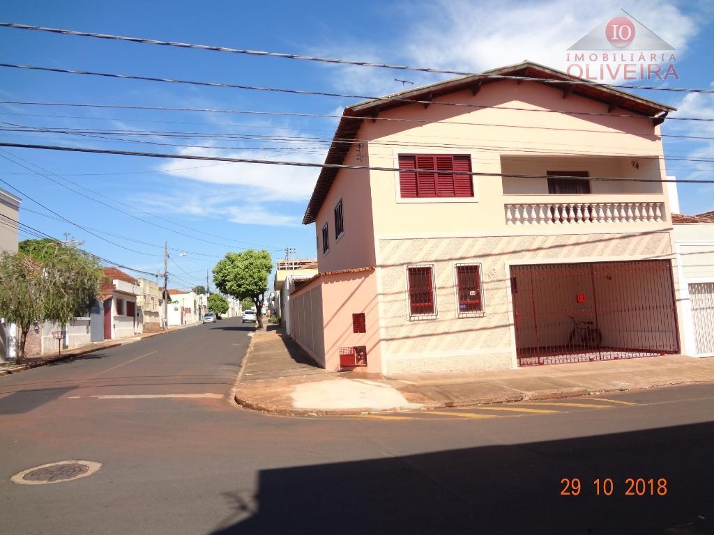 Casa residencial para venda e locação, São Benedito, Uberaba.