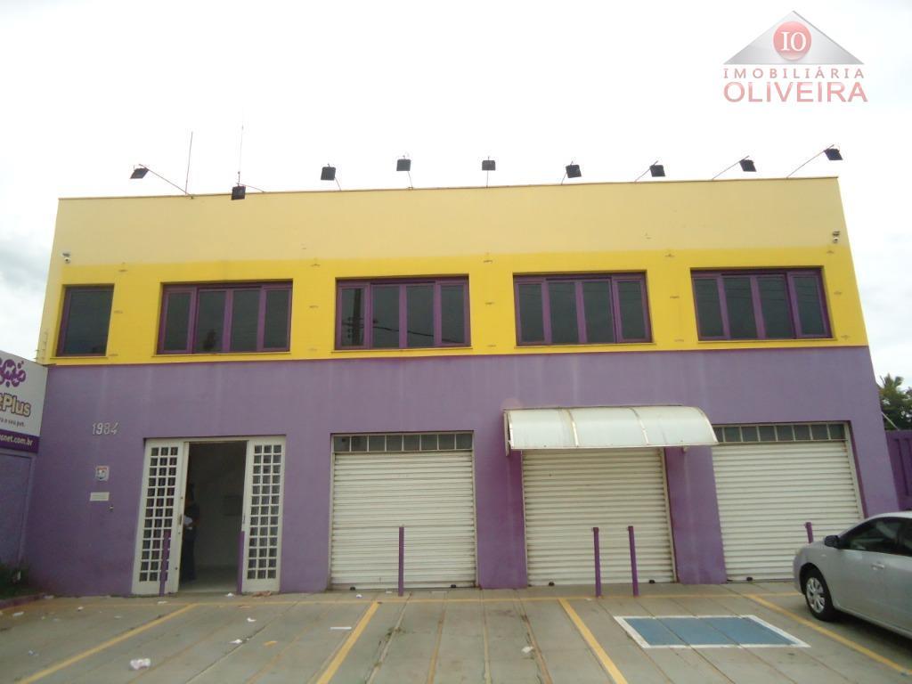 Galpão à venda, 850 m² por R$ 4.000.000,00 - Santa Maria - Uberaba/MG