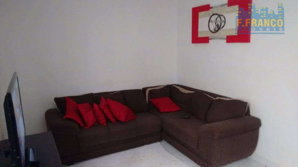 Apartamento residencial à venda, Parque Hiléia, Uberaba.