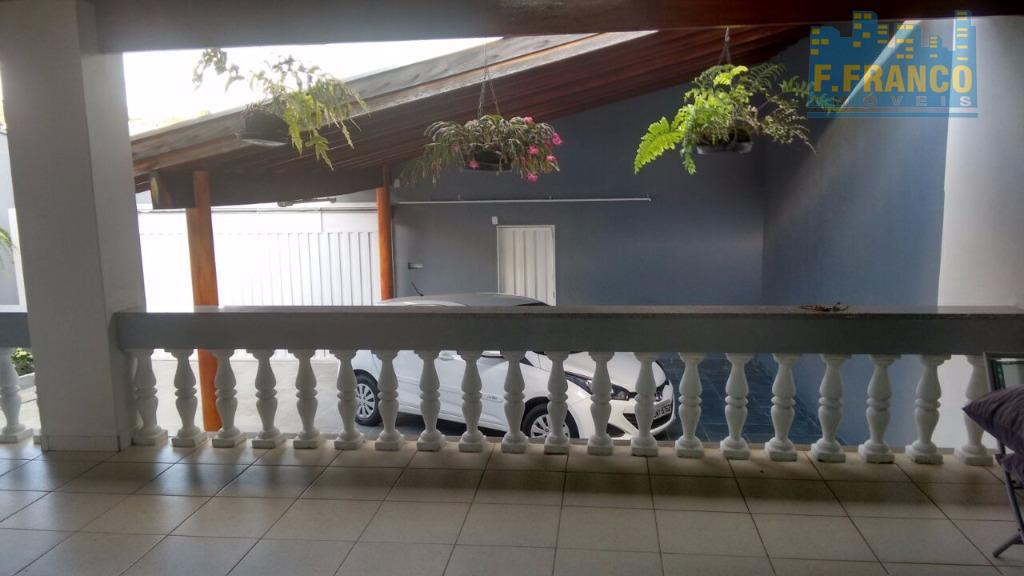 Casa residencial à venda, Fabrício, Uberaba.