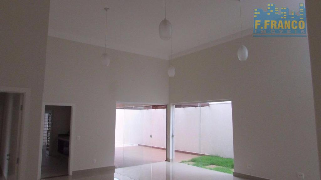 Casa residencial à venda, Damha Residencial Uberaba I, Uberaba.