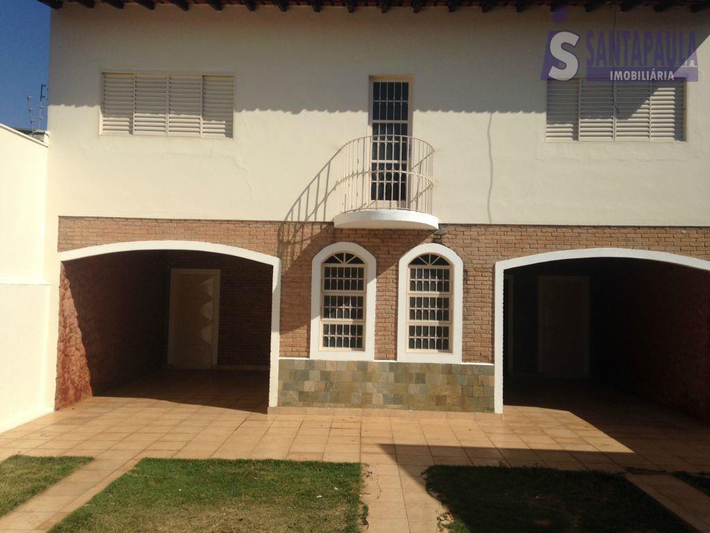 Casa  residencial para locação, Quinta Boa Esperança, Uberaba.
