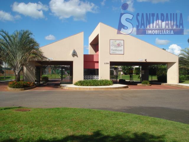 Terreno  residencial à venda, Flamboyant Residencial Park, Uberaba.