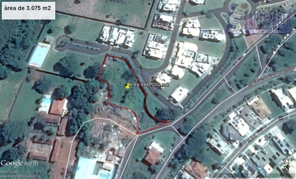 Terreno  residencial à venda, Parque do Mirante, Uberaba.