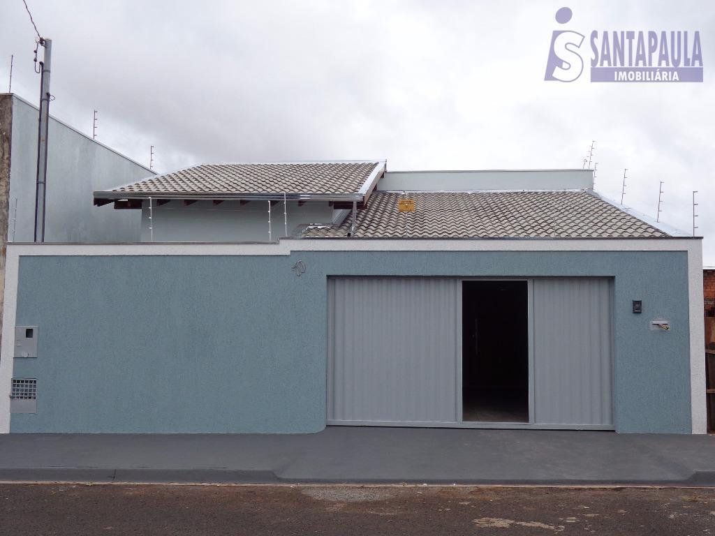 Casa  residencial à venda, Cidade Nova, Uberaba.
